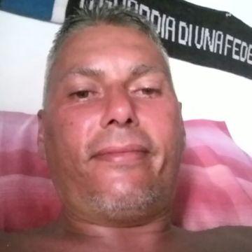 Claudio Barbato, 44, Napoli, Italy