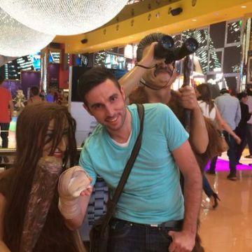 Vitali Pro, 35, Tel-Aviv, Israel