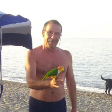 Sebastiano Cavaliere, 68, Vercelli, Italy