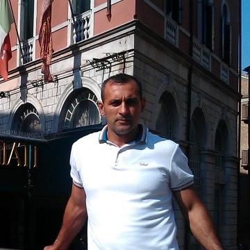 Ramil Mirzayev, 40, Baku, Azerbaijan