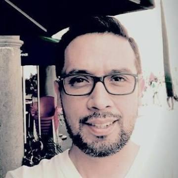 Victor Uribe, 40, Puebla, Mexico