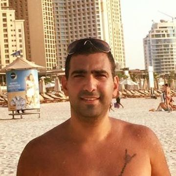 Tarek Yazbek, 32, Dubai, United Arab Emirates