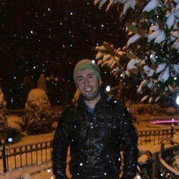 Tarık Akkgün, 33, Istanbul, Turkey