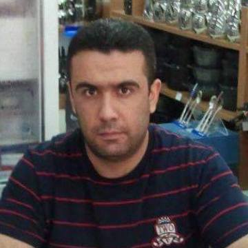 Muhammet Dursun, 34, Istanbul, Turkey
