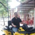 William Ospina, 36, Neiva, Colombia