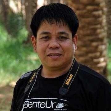 Eduardo Mangalinao, 41, Manila, Philippines