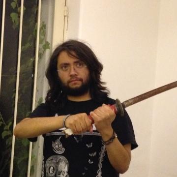 Damian Ortiz, 30, Mexico, Mexico