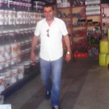 Rohat Mazeoğlu, 40, Istanbul, Turkey