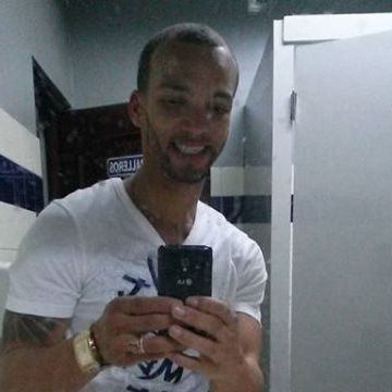 Christian De Jesus, 34, Santo Domingo, Dominican Republic