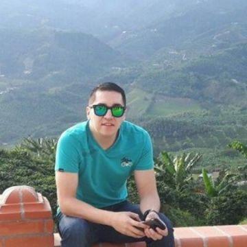 Victor Cardona, 37, Zaragoza, Spain