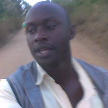 gideon, 33, Nairobi, Kenya