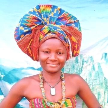felicia23, 37, Accra, Ghana