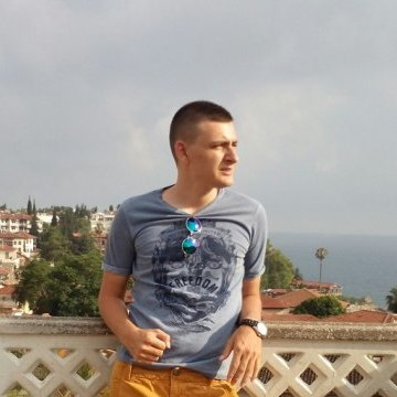 Vedat İnceler, 23, Antalya, Turkey