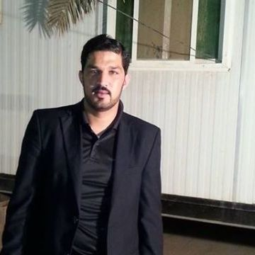 Hamad Khan, 28,