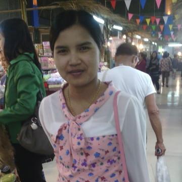 Ubon Thongrod, 25, Bangkok Noi, Thailand