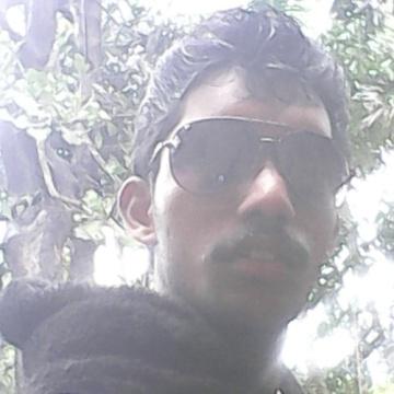 Raviraj Bhandhary , 22, Mumbai, India