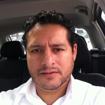 Abraham Galicia, 44, Xalapa, Mexico