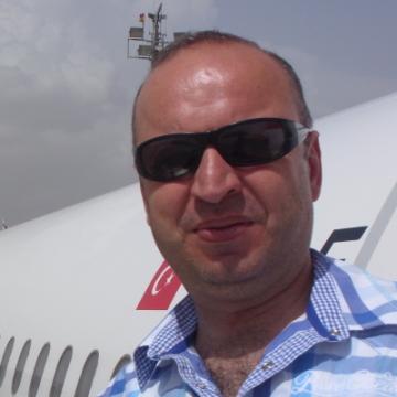 Hakan Selim Yılmaz, 45, Denizli, Turkey