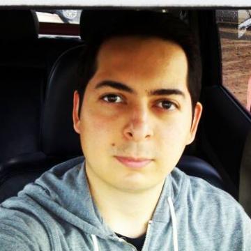 Adrian Cepeda, 29, Monterrey, Mexico