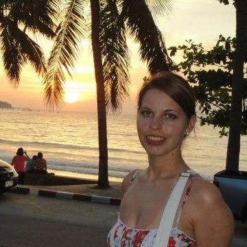 Katerina Loginova, 28, Moscow, Russia