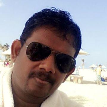 Roshan Douglas, 39, Dubai, United Arab Emirates
