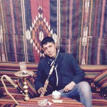 Ahmet Ark, 35, Istanbul, Turkey