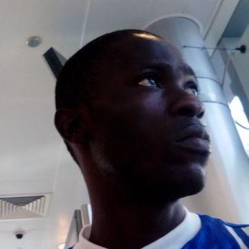 Olawoyin Adejare, 30, Dubai, United Arab Emirates