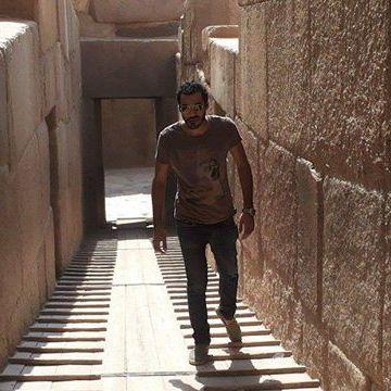Eslam Sadek, 32, Cairo, Egypt