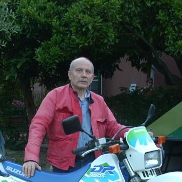Aldo, 65, San Remo, Italy