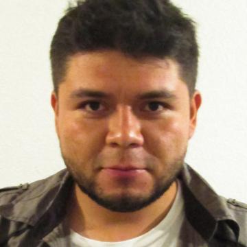 Luis Armando Estudillo, 27, Puebla, Mexico