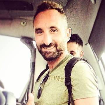 Giuseppe Armocida, 38, Milano, Italy
