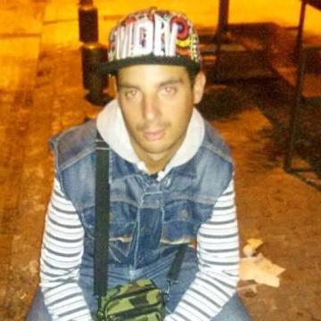 Pietro Laurenza, 28, Naples, Italy