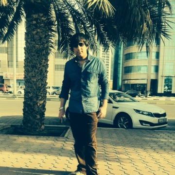 ilham ahmad qazi, 22, Dubai, United Arab Emirates