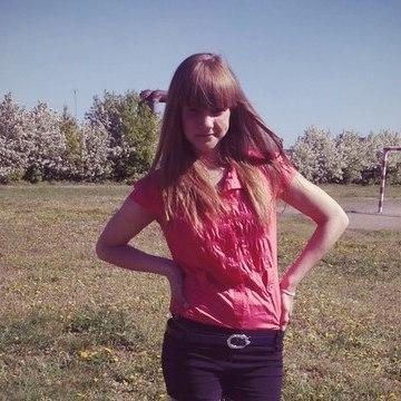 Nastushka, 20, Omsk, Russia