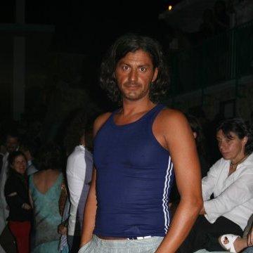 Marco Gentile, 48, Capurso, Italy