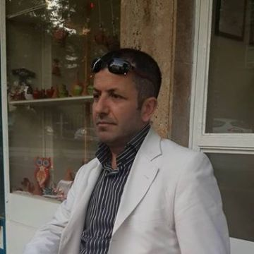 Şinasi , 43, Ankara, Turkey