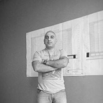 Cevher Dudayev, 37, Astana, Kazakhstan
