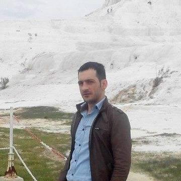 Onur Akyol, 32, Ankara, Turkey