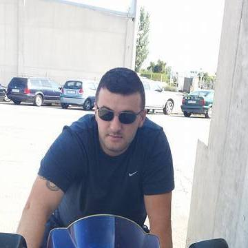 Cosmin Hategan, 29, Tarragona, Spain