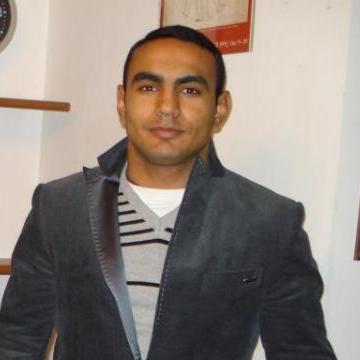 hany, 34, Ancona, Italy