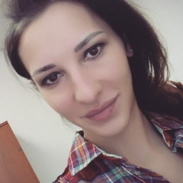 Julia, 28, Moscow, Russia