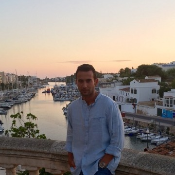 Angel, 34, Ciudadela, Spain