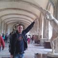 Leonardo Mimmo, 40, Mantova, Italy