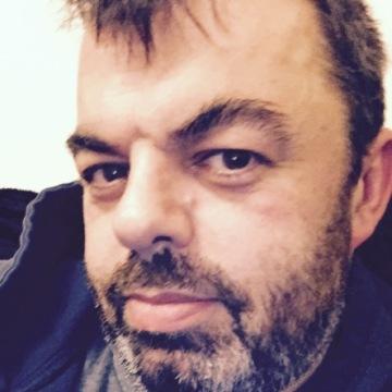 Graham Munro, 48, Southampton, United Kingdom