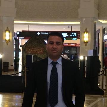 Ruslan Yuldashev, 35, Dubai, United Arab Emirates