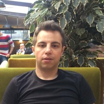 Amir H Hasanloo, 33, Ankara, Turkey