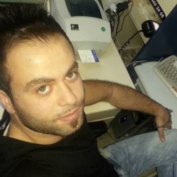 Volkan Deligöz, 26, Bayburt, Turkey