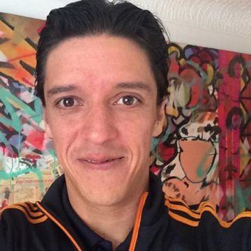 Santiago Rodriguez, 37, Bogota, Colombia