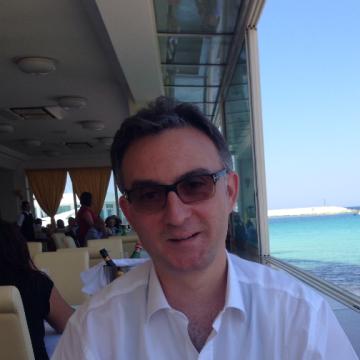 Francesco, 46, Bari, Italy