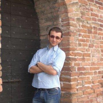 Fabrizio Ippolito, 37, Turin, Italy